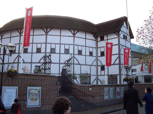 Shakespeares Globe Theatre