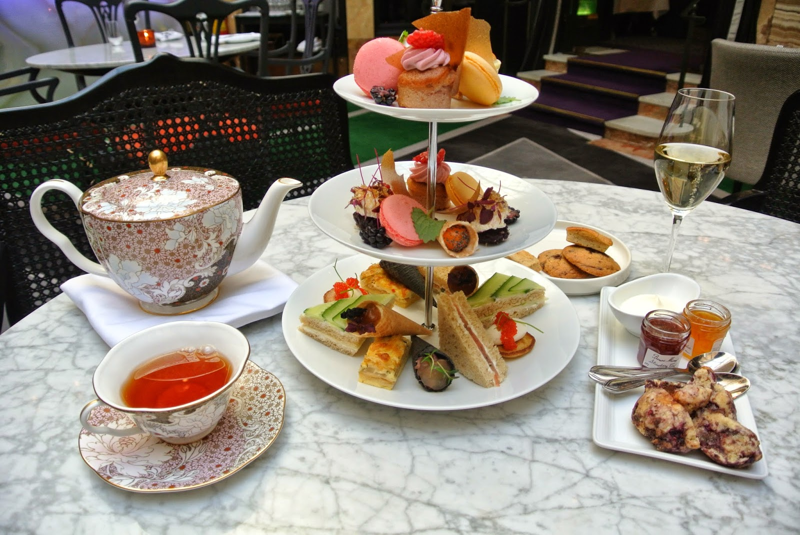 great places for afternoon tea around the world it 39 s