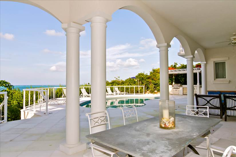 VACATIONING IN THE TURKS AND CAICOS