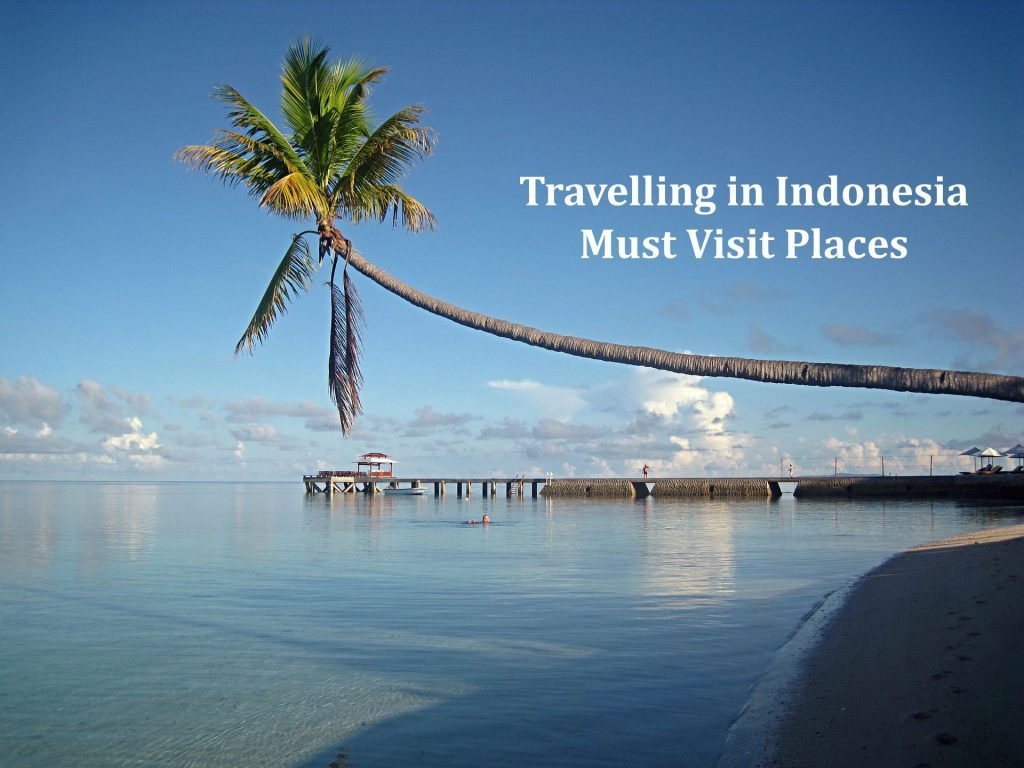 Travelling in indonesia