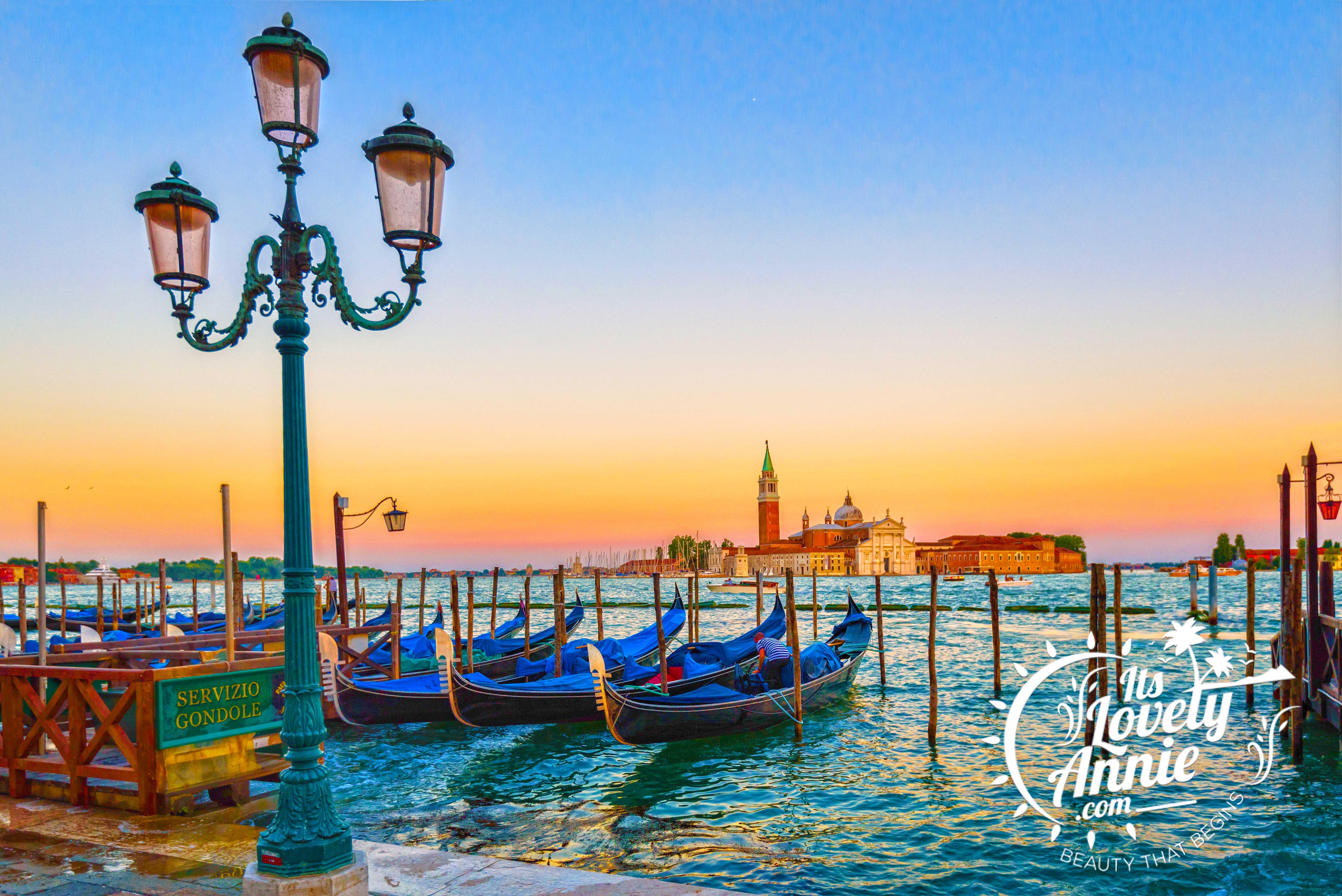 Venice attraction