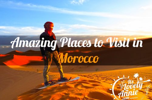 Morocco tourist places