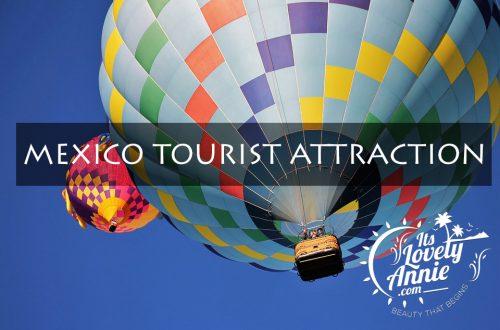 Mexico tourist attraction